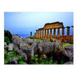 Greek Temple Postcards
