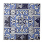 """Greek Tile c1885 Vintage Mintons Design<br><div class=""""desc"""">Looking for unique tile design ideas, how about this Stunning Greek Tile with a Vintage circa 1885 Mintons Printed Design. This is the perfect tile for all those interior design ideas like your kitchen backsplash, wall tiles etc. because you can order as many or as few as you need, and...</div>"""