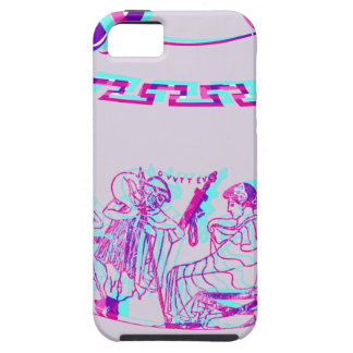 Greek Vase iPhone SE/5/5s Case