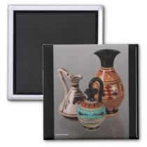 Greek Vases Magnet 3