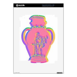 Greek Vases Skins For iPad 2