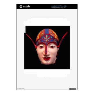 Greek Warrior Head Skins For The iPad 2
