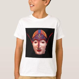 Greek Warrior Head T-Shirt