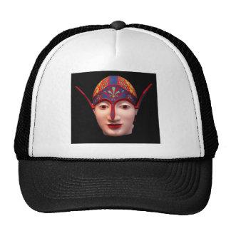 Greek Warrior Head Trucker Hat