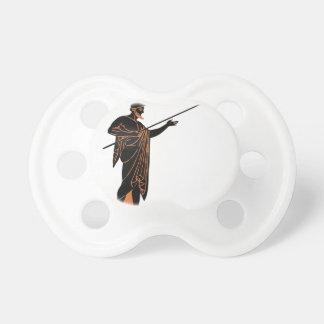Greek Warrior Pacifier