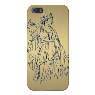 Greek Woman Cover For iPhone 5/5S