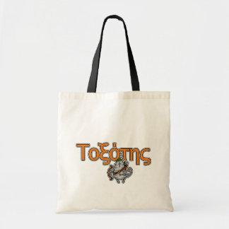 Greek Zodiac Shirt - Sagittarius Tote Bag