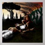 GreekGods-Ares Print