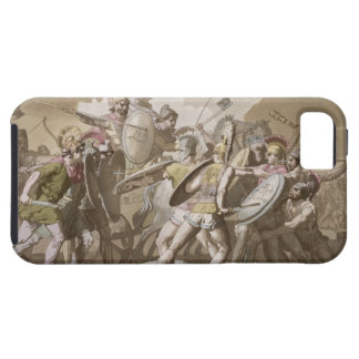 Greeks and Trojans Fight over the Body of Patroclu iPhone SE/5/5s Case