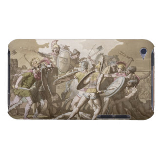 Greeks and Trojans Fight over the Body of Patroclu iPod Touch Case-Mate Case