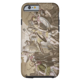 Greeks and Trojans Fight over the Body of Patroclu Tough iPhone 6 Case