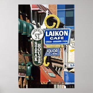 Greektown Poster