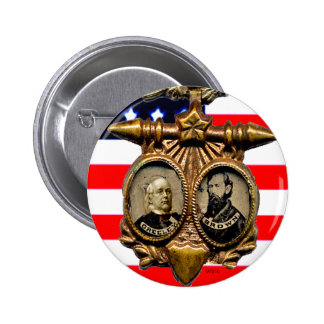 Greeley-Brown - botón Pin Redondo De 2 Pulgadas