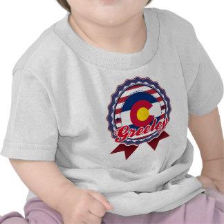 Greeley, CO Camisetas
