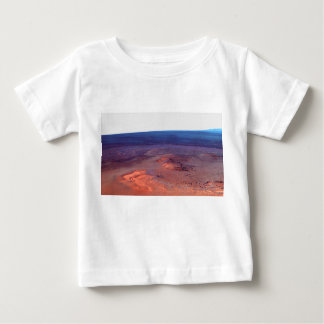 Greeley Haven Cape York Endeavour Crater Mars Baby T-Shirt
