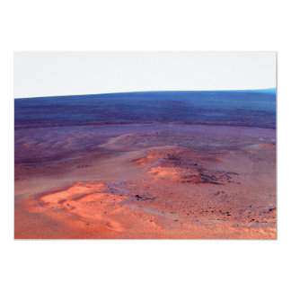Greeley Haven Cape York Endeavour Crater Mars Card
