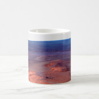 Greeley Haven Cape York Endeavour Crater Mars Coffee Mug