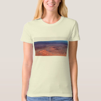 Greeley Haven Cape York Endeavour Crater Mars T-Shirt