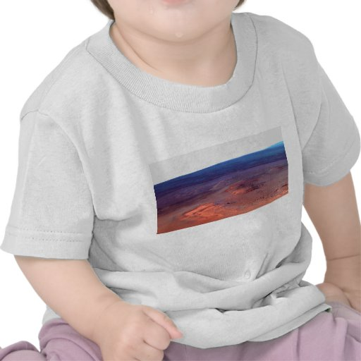 Greeley Haven Cape York Endeavour Crater Mars T Shirt