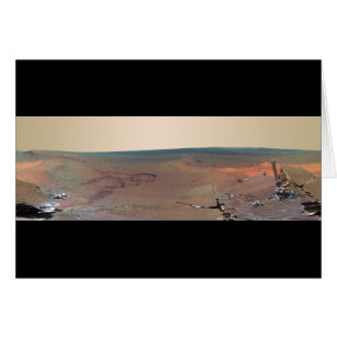 Greeley Haven Panorama Mars Rover Opportunity