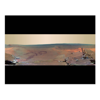 Greeley Haven Panorama Mars Rover Opportunity Postcard