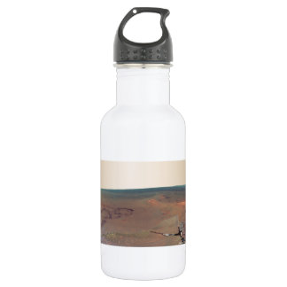 Greeley Haven Panorama Mars Rover Opportunity Water Bottle