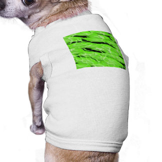 green010 camiseta de mascota