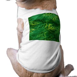green074 camiseta de perro