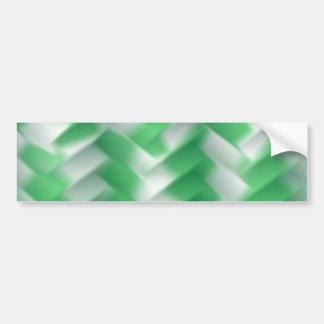 green091 car bumper sticker