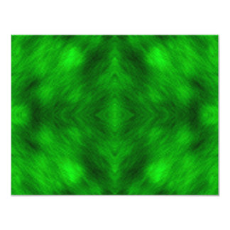 """green095 invitación 4.25"""" x 5.5"""""""