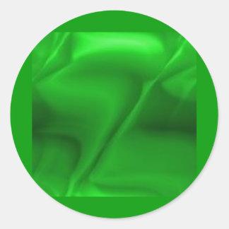 green097 pegatina redonda