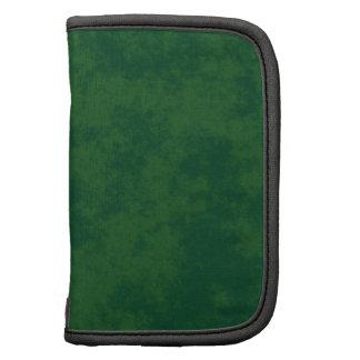 Green3 Soft Grunge Design Folio Planner