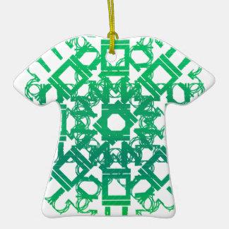 Green 101STAR Ornaments