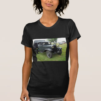 Green 1932 dump truck with classic headlamps shirts