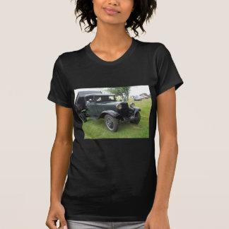 Green 1932 dump truck with classic headlamps T-Shirt