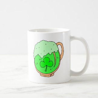 Green%20Beer%202 Classic White Coffee Mug