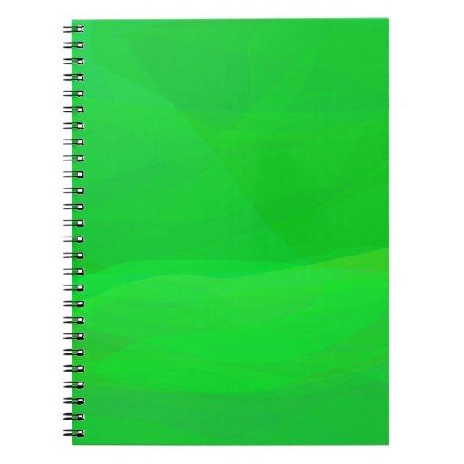 Green 2 journal