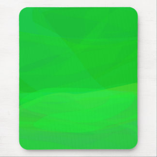 Green 2 mouse pad