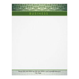 green_3 letterhead