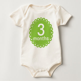 Green 3 Months Old Age Creeper