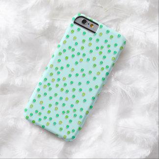 Green 3D Confetti iPhone 6 Case