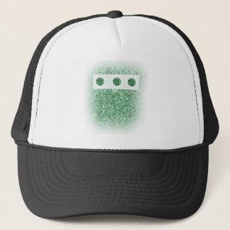 Green 3Points Trucker Hat