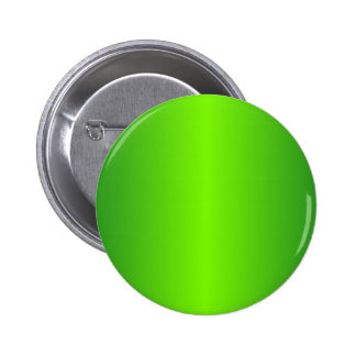 Green 4 - Lawn Green and Forest Green Gradient Pinback Button