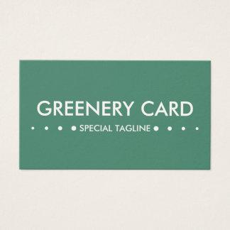 GREEN 4dots Business Card