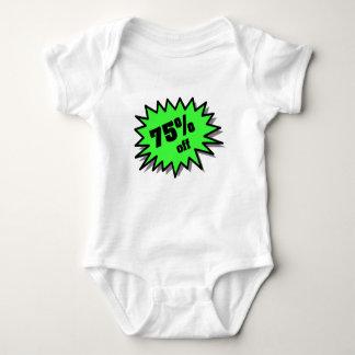 Green 75 Percent Off Tees