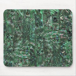 Green Abalone Mousepad