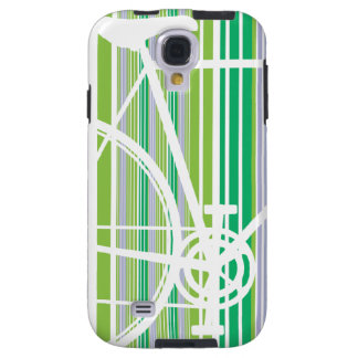 Green Abstract Bicycle samsung galaxy Case
