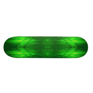 Green Abstract Blank Deck