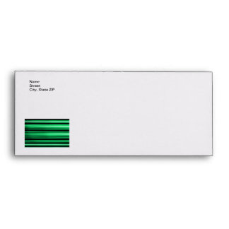 Green Abstract Envelopes