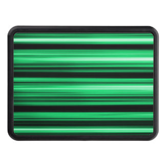 Green Abstract Hitch Cover